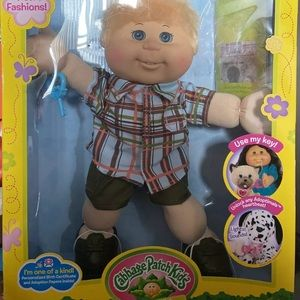 Cabbage Patch Kids Doll